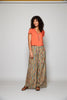 Nomads -  CM1003 Stripe Wide leg trouser
