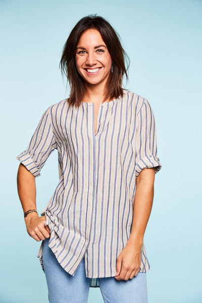 Selected Femme - SFjosie striped shirt