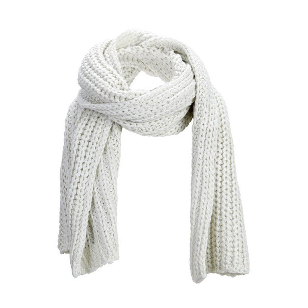 Selected Femme - Clea knitted scarf