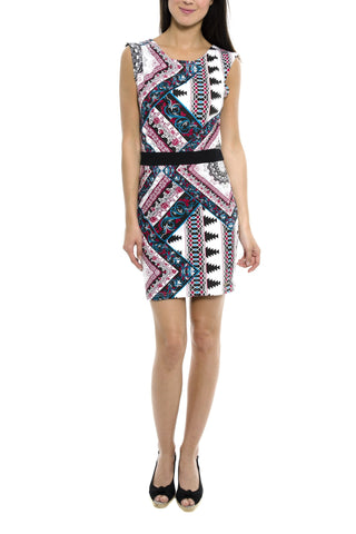 Smash - Brody 2 geometric printed Dress