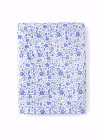 Sleepy Doe - Dancing Floral Cotbed Sheet - BubbleChops - 1