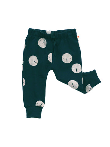 Tinycottons - Faces Unisex Sweatpant - BubbleChops