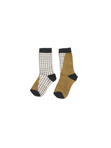 Tinycottons - Colour Block Socks - BubbleChops