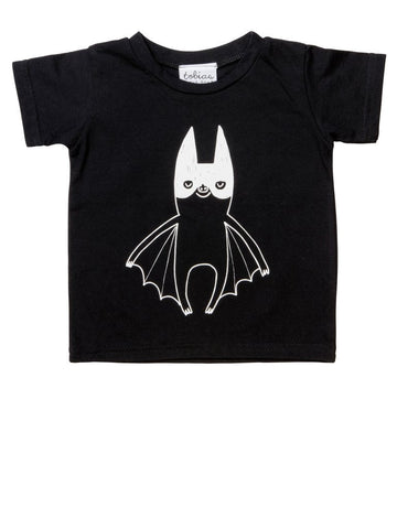 Tobias & the Bear - Super Batty Tee - BubbleChops - 1