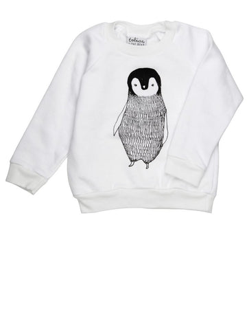 Tobias & the Bear - Percy the Penguin Sweatshirt - BubbleChops