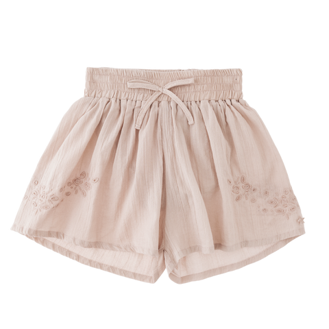 Tocoto Vintage - Embroidered Shorts