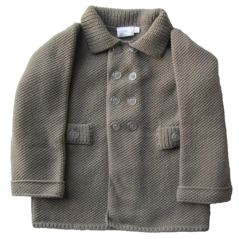 Aravore - Retro Grey Coat - BubbleChops - 1