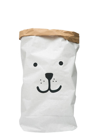 Tellkiddo - Reusable Bear Storage Bag - BubbleChops - 1