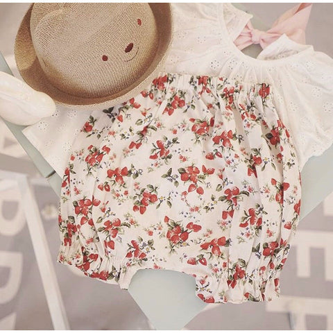 Arim Closet - Strawberry Bloomers