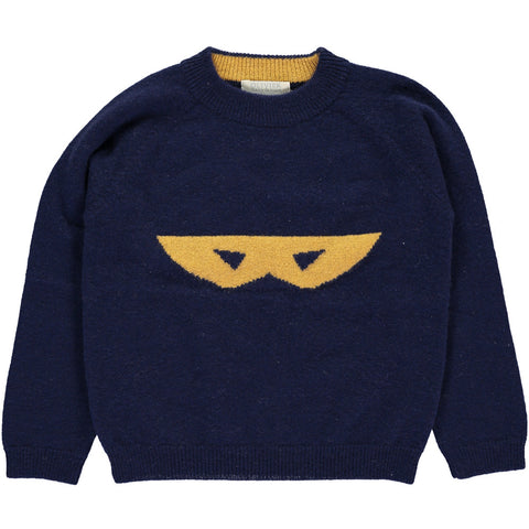Olivier Baby & Kids - Cashmere Jumper with Mask