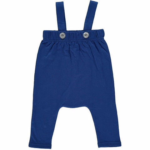 Lucien Zazou - Royal Blue Overalls - BubbleChops - 1
