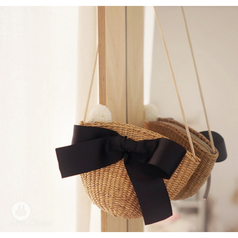 Arim Closet - Ribbon Bag