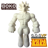 Boko the Destroyer BLANK