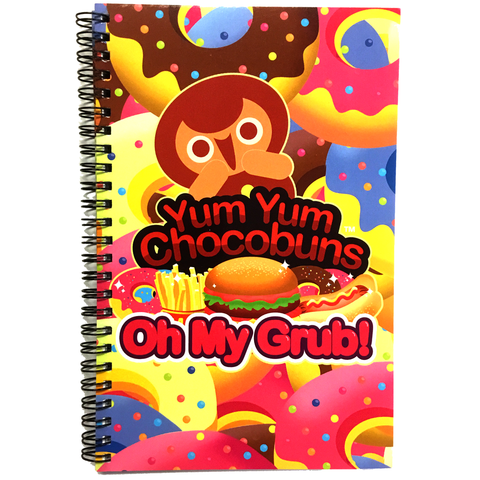 Oh My Grub! Journal