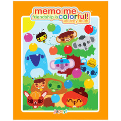 Friendship is Colorful! Activity Book