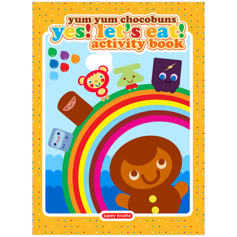 Let's Eat! Activity Book