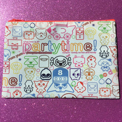 Yum Yum Chocobuns Partytime Large Pouch