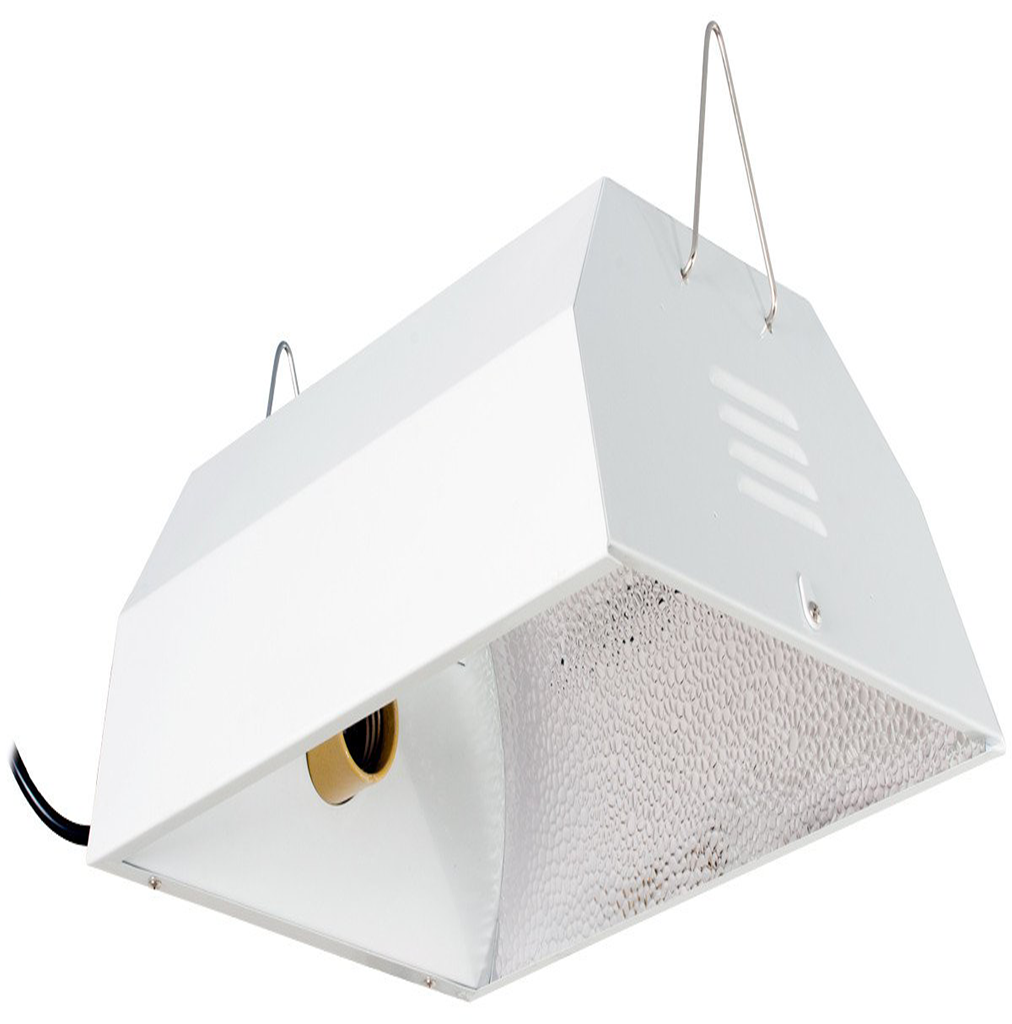 Compact Fluorescent Grow Light Fixture - Bulb not included ...