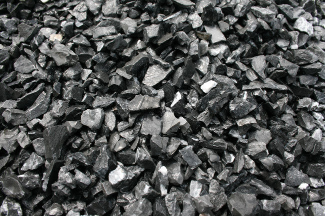 3 4 Quot Crushed Stone : Dark grey crushed stone quot dambly s garden center