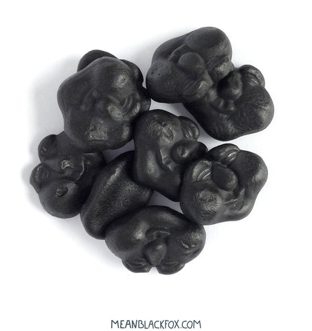 Blaaskaken - Dutch Salty Licorice