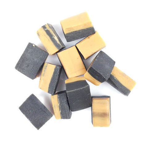 Citron Liquorice Fudge Swedish Licorice