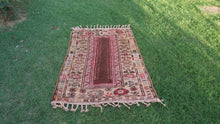 "Vintage Turkish rug ""Milas"" - bosphorusrugs  - 2"