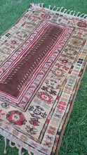 "Vintage Turkish rug ""Milas"" - bosphorusrugs  - 5"