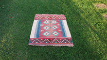 Hybrid Turkish kilim rug - bosphorusrugs  - 3