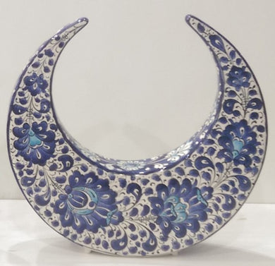 Ceramic Decorative Crescent SCR-003