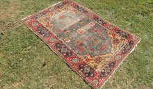 4x6 Turkish Kayseri Rug with Manchester Wool