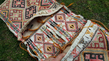 Turkish Kilim Bag Saddle Bag
