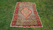4x6 Turkish Brunguz Carpet