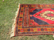 4,9'x8,2' feet Semi Antique Anatolian Rug