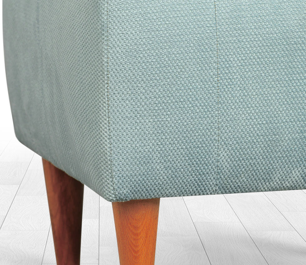 Groovy Ottoman Pouf Tomp Baby Blue 16 5 Gmtry Best Dining Table And Chair Ideas Images Gmtryco