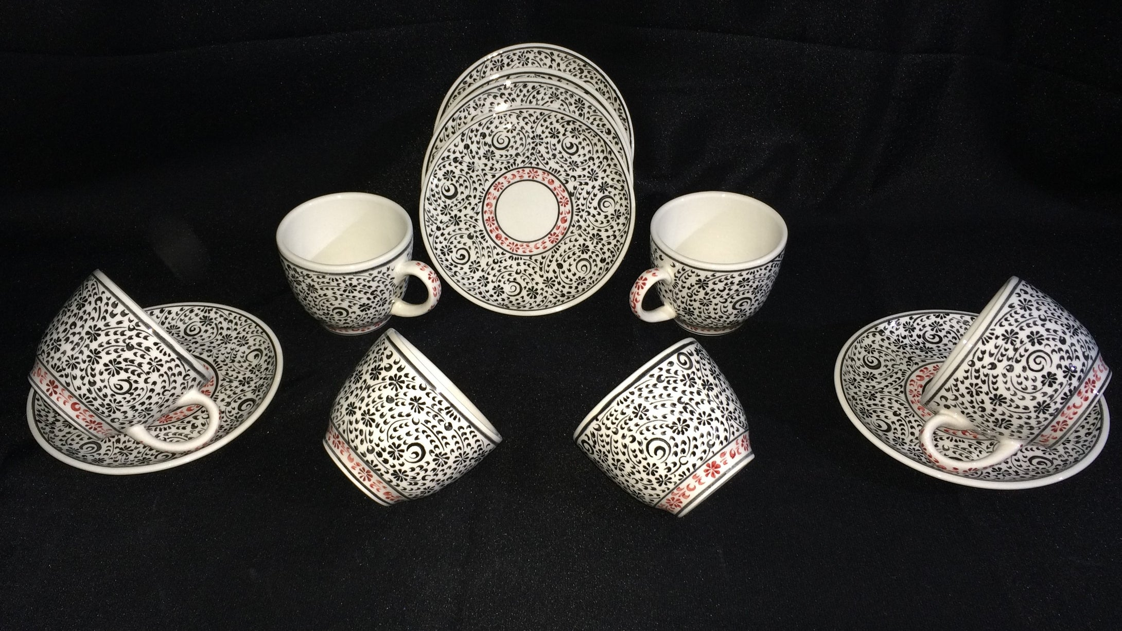 Ceramic Coffee Set 005
