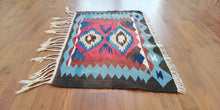 "2,5"" x 3,8"" ft. One of a Kind Kilim Rug A-639"