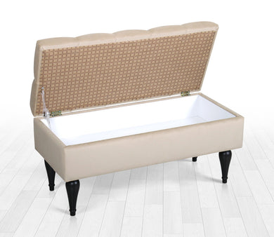 Storage Bench Baloon Cream 16,1