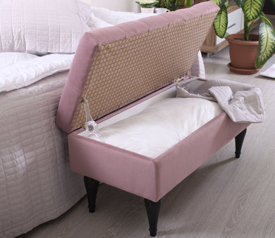 Storage Bench Baloon Lilac 16,1
