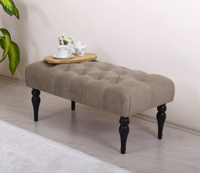 Tufted Bench Missus Earthy 16,9