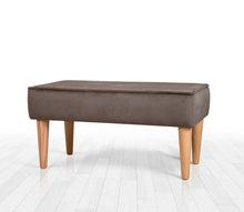 "Coffee Bench Velvet 31,4"" x 15,7"" x 16,1"" inches"