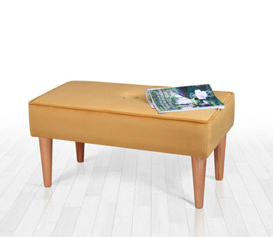 Yellow Bench Velvet 31,4