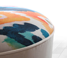 "Ottoman Pouf Muffin 16,5"" x 16,5"" inches"