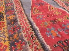1890's antique Turkish prayer kilim - bosphorusrugs  - 5