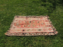"""Tree of life"""" Turkish kilim - bosphorusrugs  - 3"