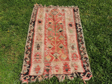 """Tree of life"""" Turkish kilim - bosphorusrugs  - 4"