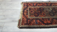 Vintage Beluch are rug