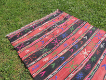 "Turkish nomad kilim ""Balikesir"" - bosphorusrugs  - 2"