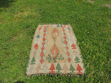 "Turkish kilim rug ""Oushak"" - bosphorusrugs  - 2"