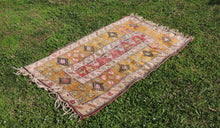 "Brown Turkish ""Milas"" rug - bosphorusrugs  - 1"