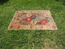Kayseri rug with fine Manchester wool - bosphorusrugs  - 6